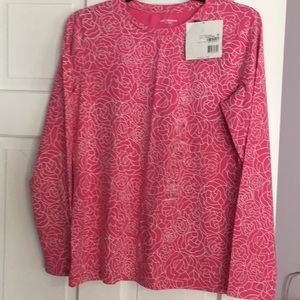 NWT Top 83% cotton